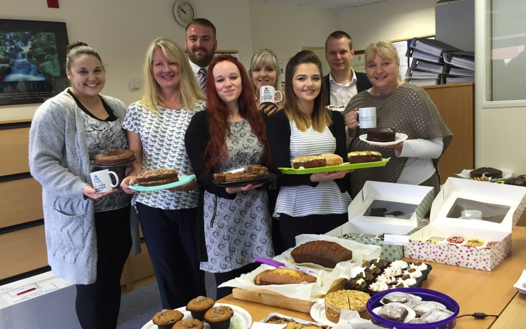 Charity Cake Bake For New Hope