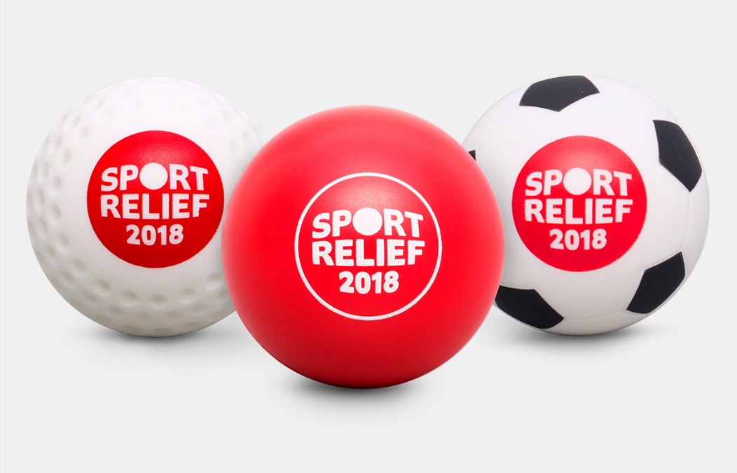 Working with sports clubs to raise money for Sport Relief 2018